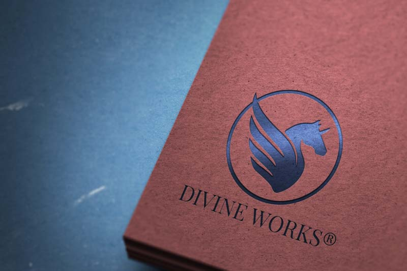 Logo Design By Divine Works