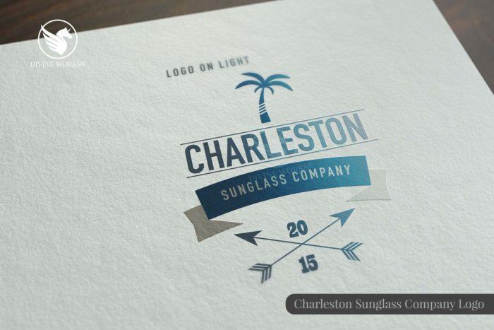 Charleston Logo by Divine Works