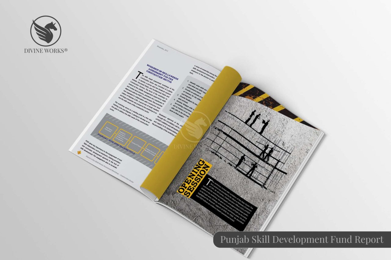PSDF Report Design By Divine Works