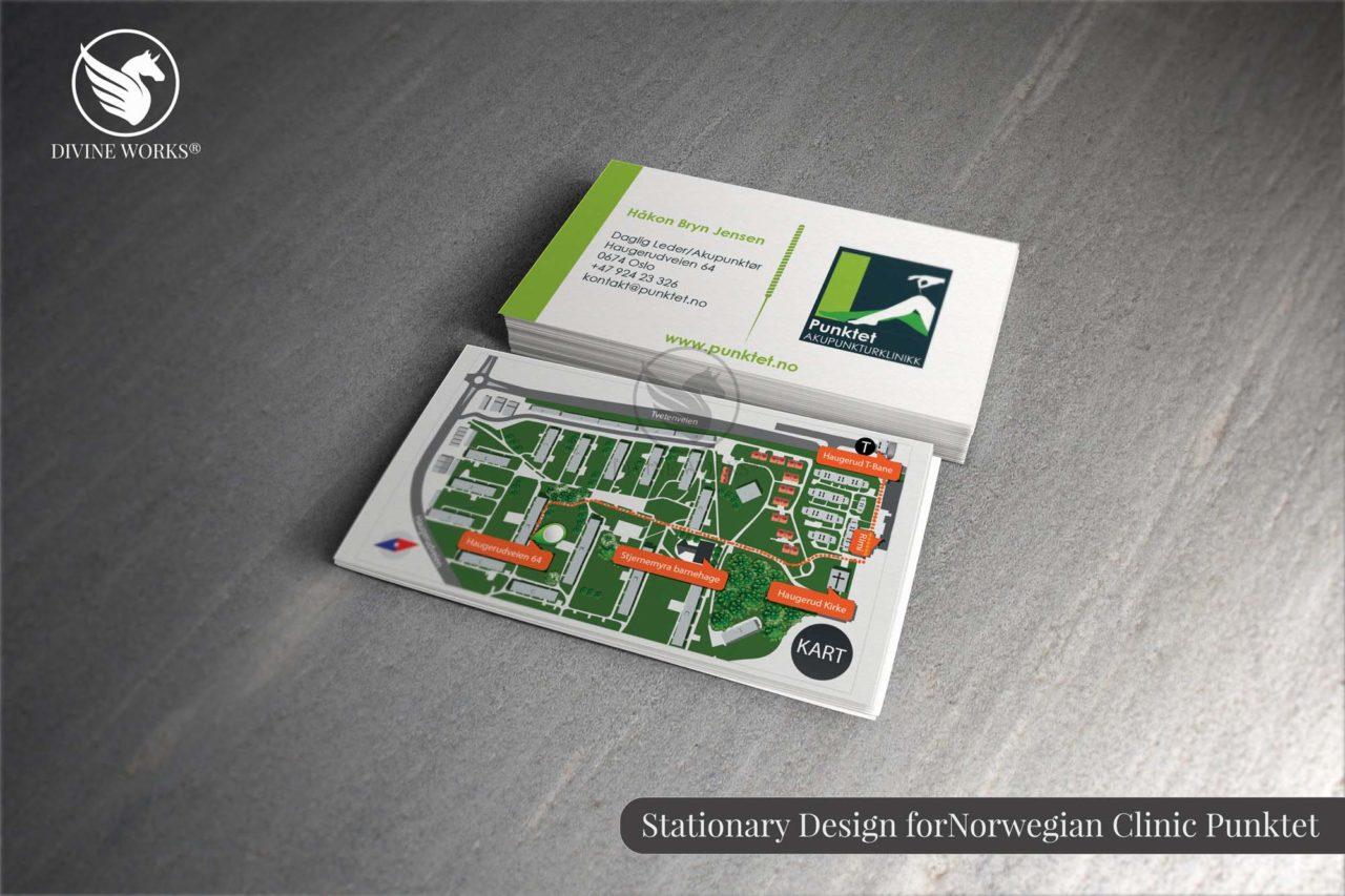 Punktet Stationary Design By Divine Works