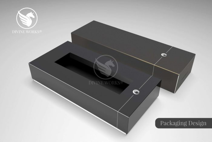 Ophthalmoscope Box Packaging Design By Divine Works