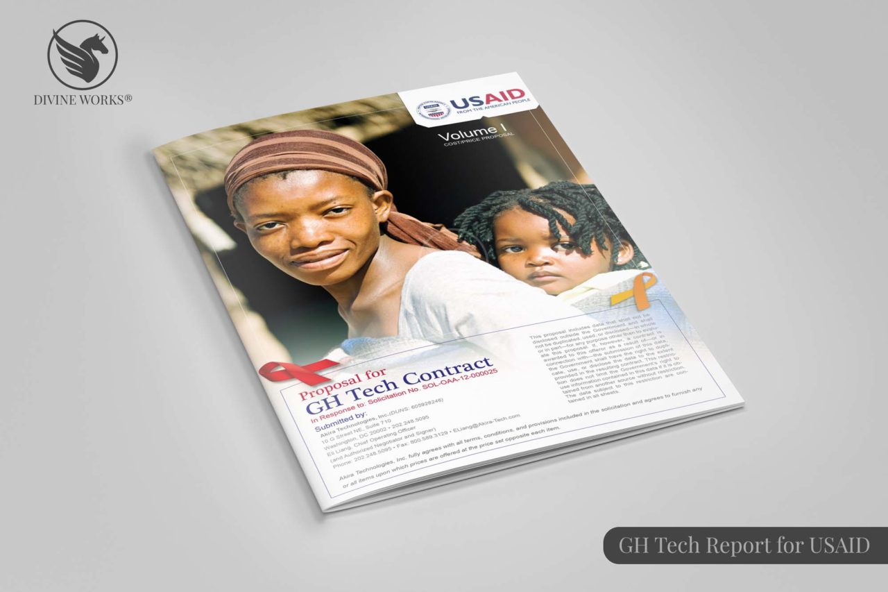 USAID White Paper Design By Divine Works
