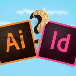 Adobe Illustrator or InDesign