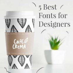 5 Best Fonts For Designers