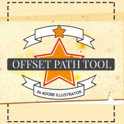 Adobe Illustrator - Offset Path Tool