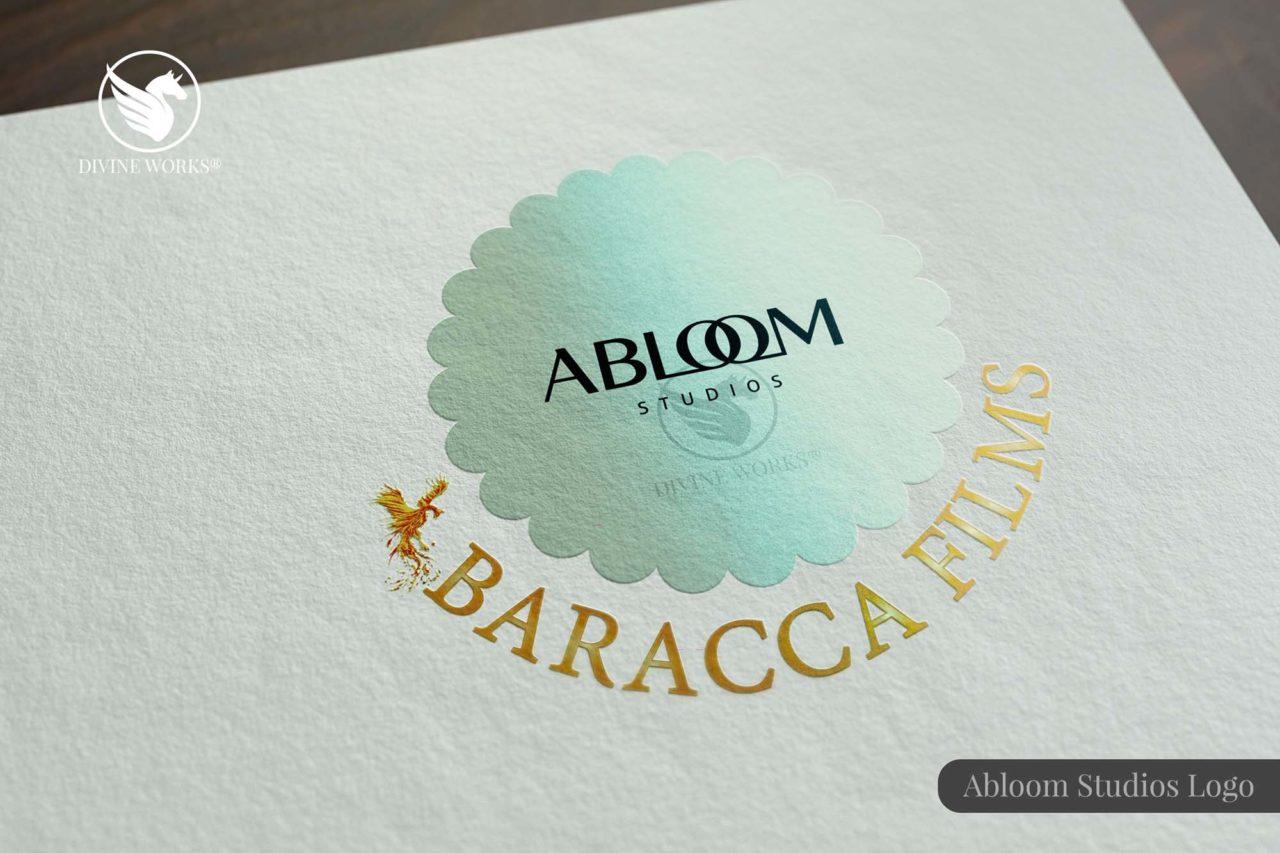 Abloom Studios Logo Design By Divine Works
