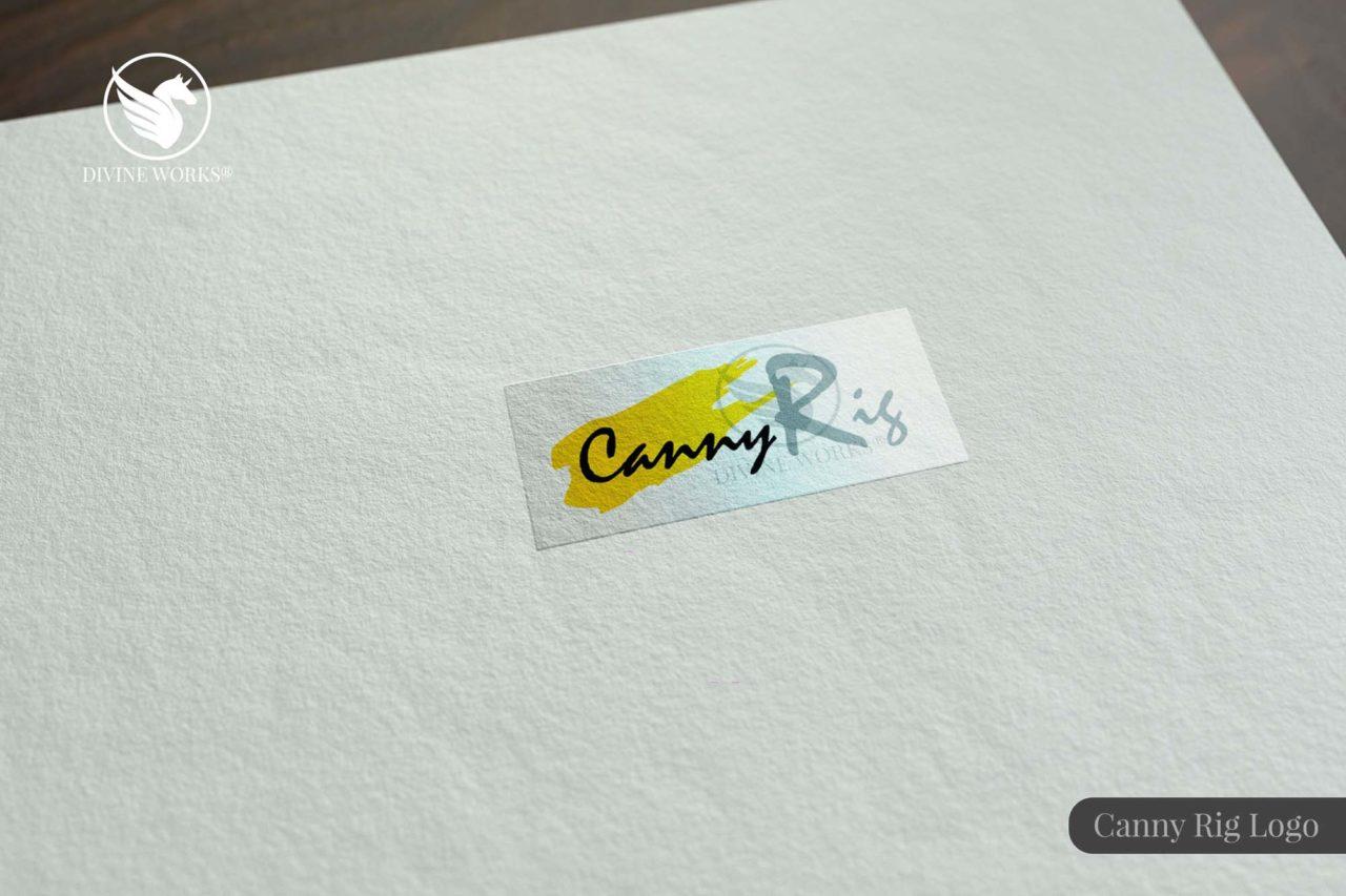 Canny Rig Logo Design By Divine Works
