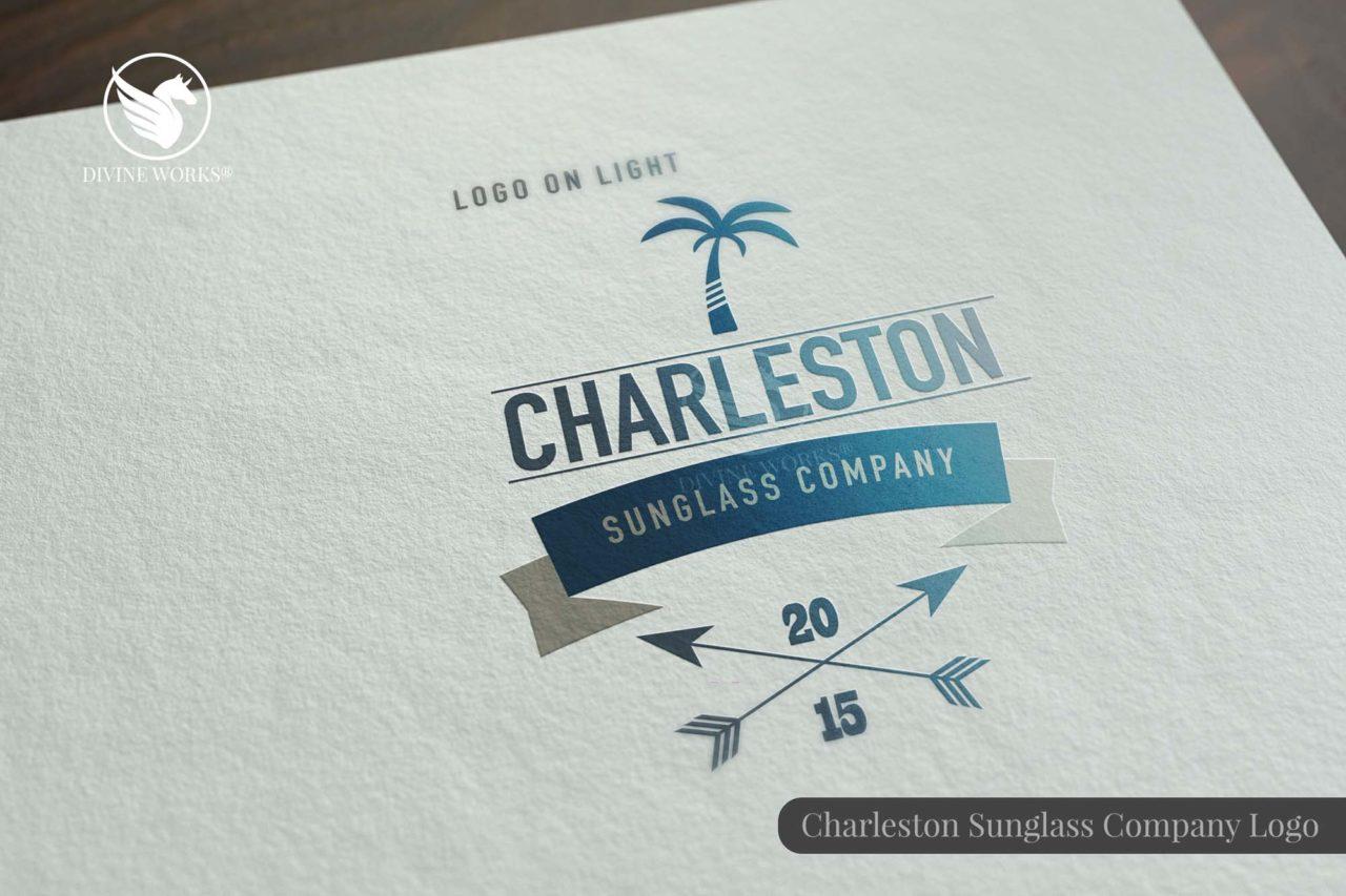 Charleston Logo Design By Divine Works
