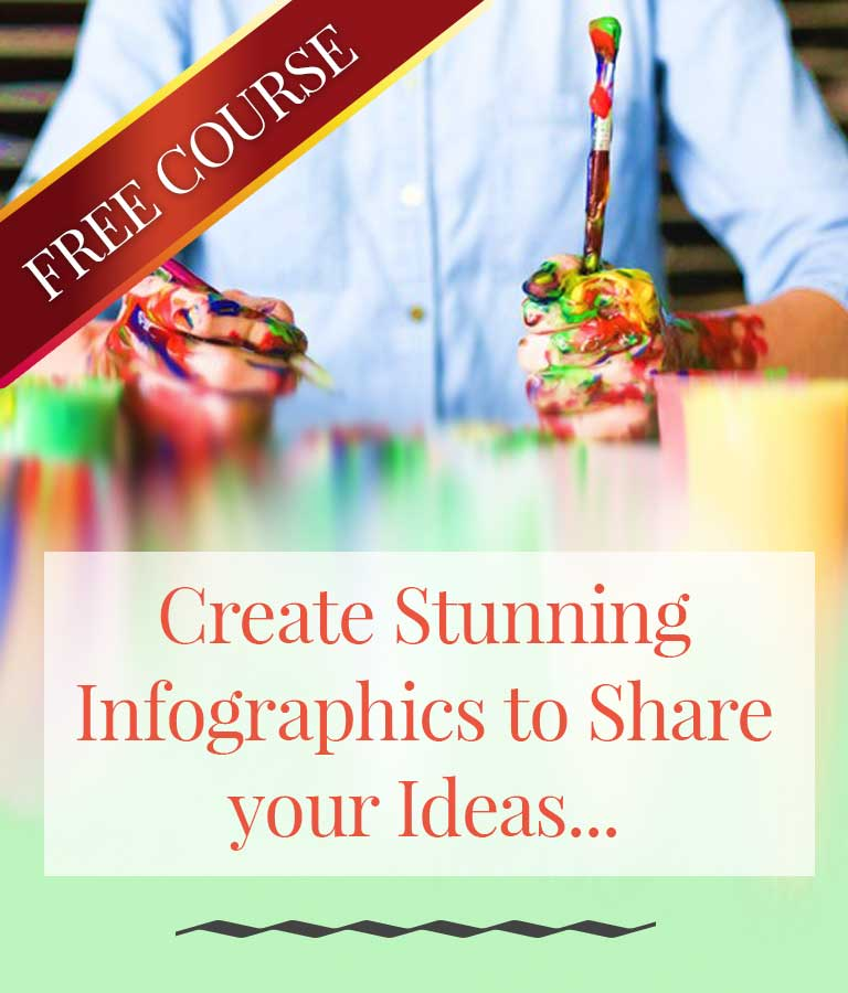 Free Course - Create Stunning Infographics