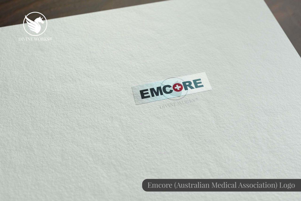 Emcore Logo Design By Divine Works