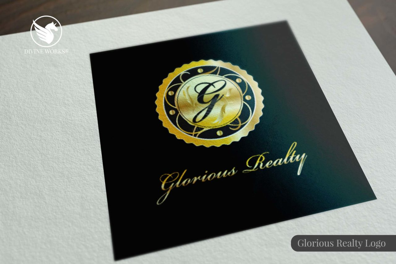 Glorious Logo Design By Divine Works