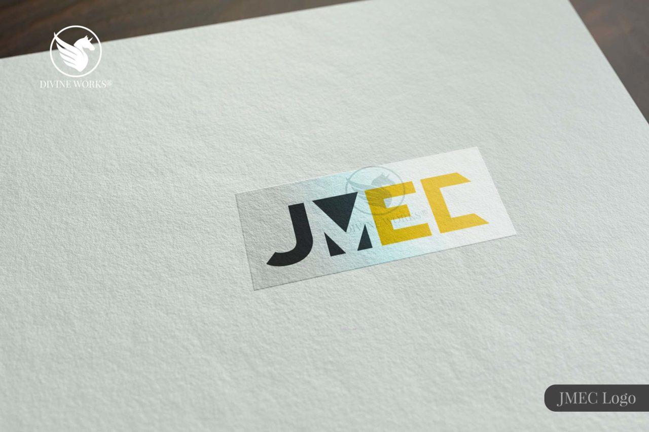JMEC Logo Design By Divine Works