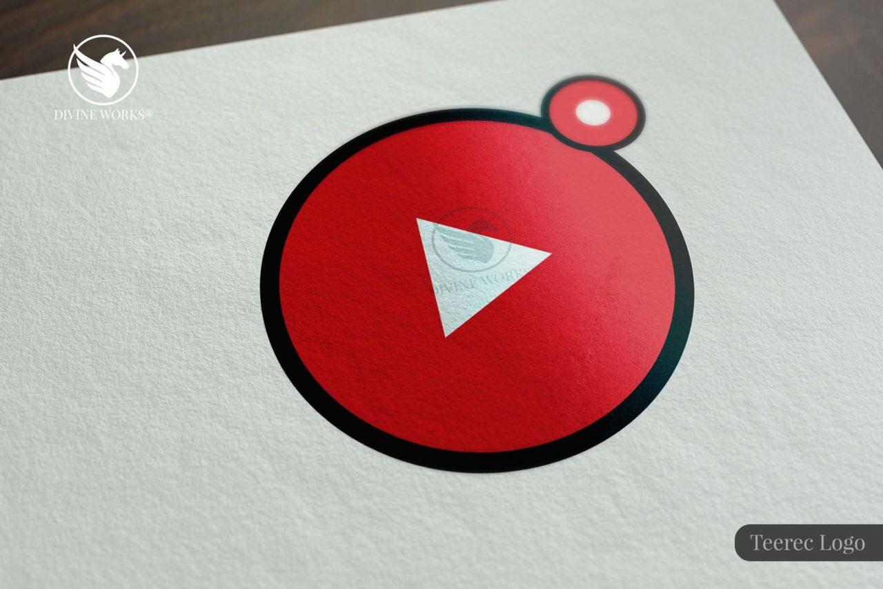 Teerec Logo Design By Divine Works