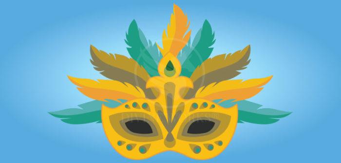 Free Glasses Mask Vector Illustration Download by Divine Works