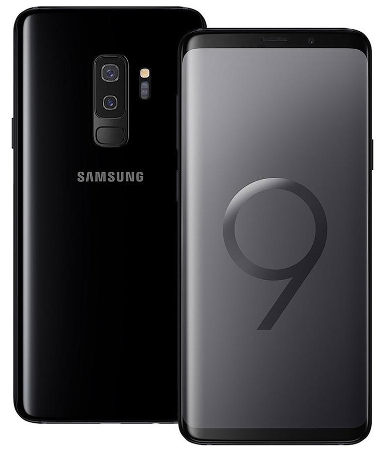 Samsung Galaxy S9 Plus Video