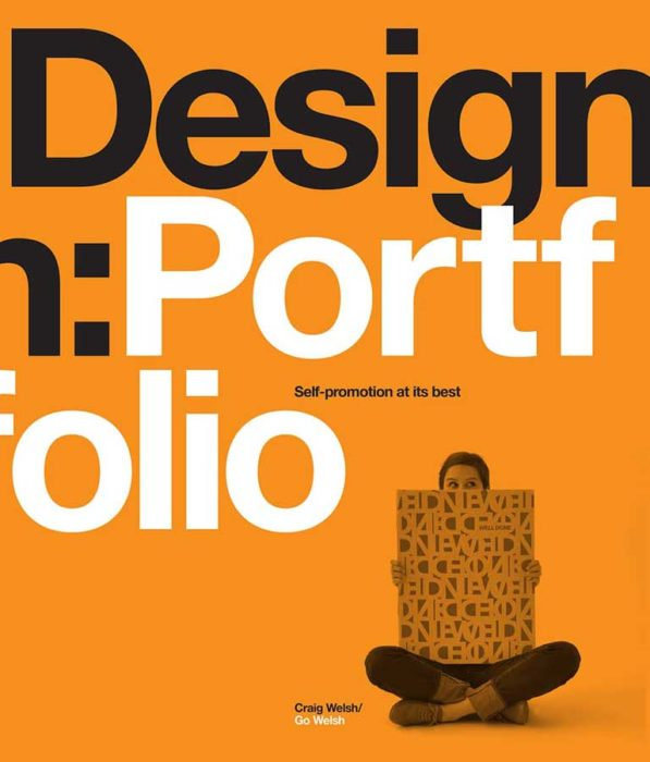 Design Portfolio - Self promotion at its best