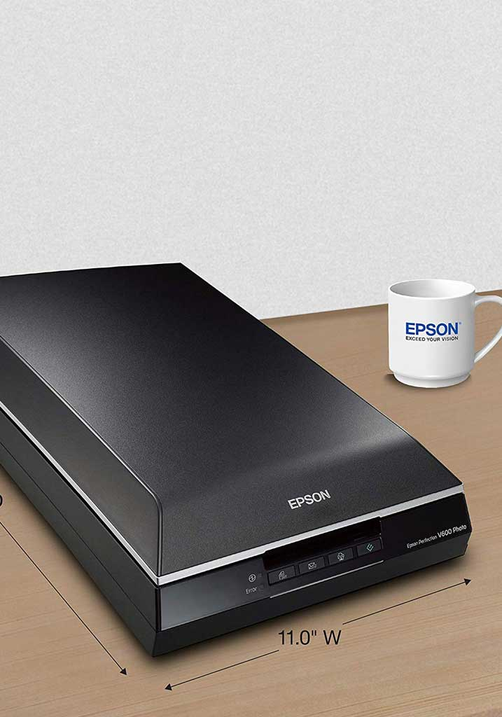 epson scanner v600