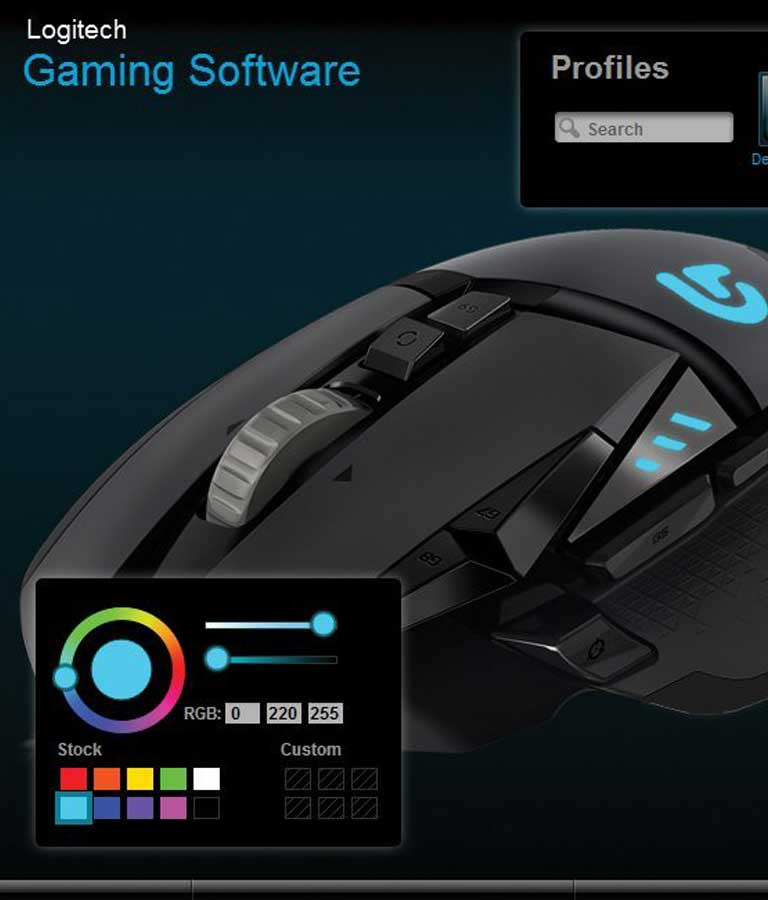 Logitech Gaming Mouse Review