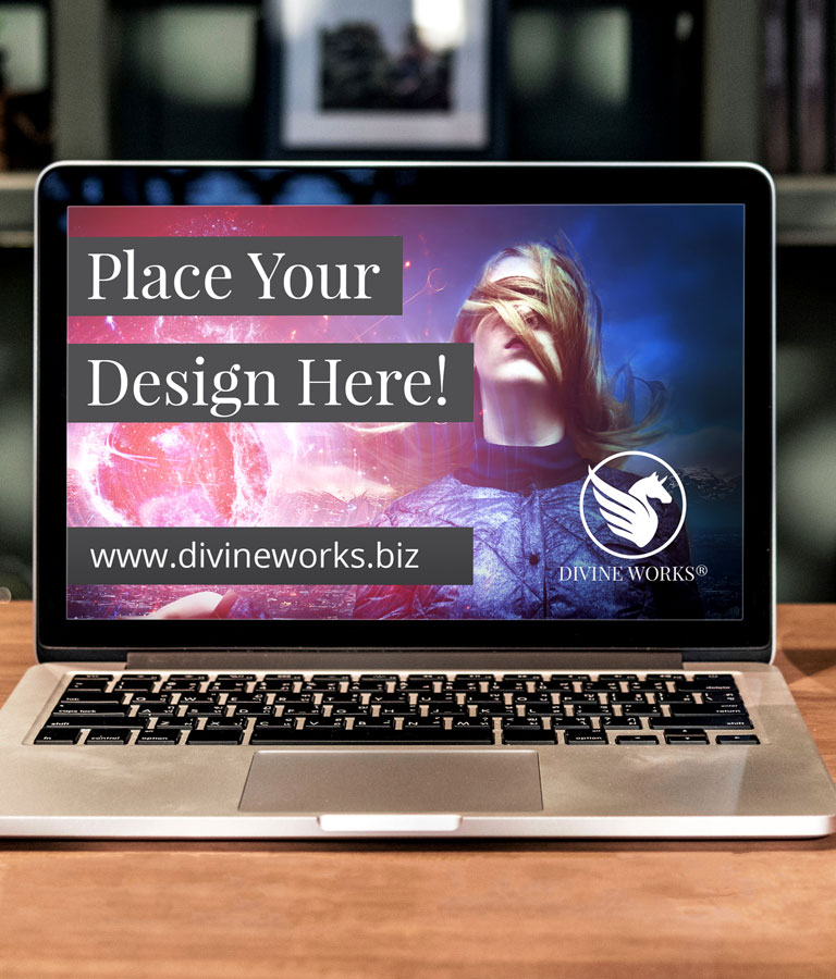 Free MacBook Pro Mockup by Divine Works