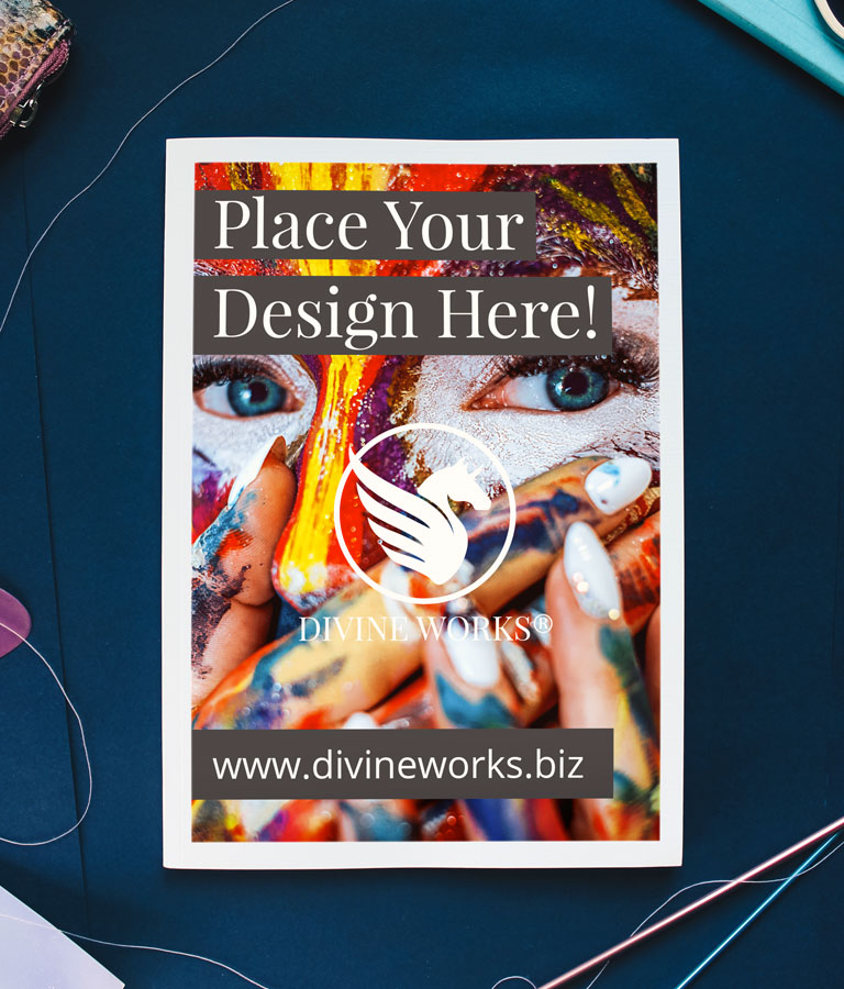 Free Magazine Cover Mockup by Divine Works