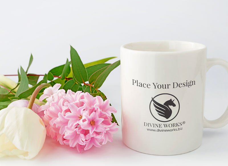 Free Coffee Mug Mockup by Divine Works