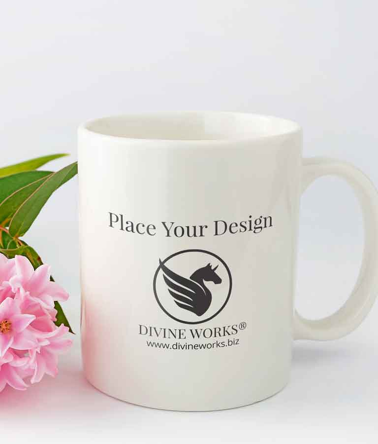 Free Coffee Mug Mockup by Divine Works
