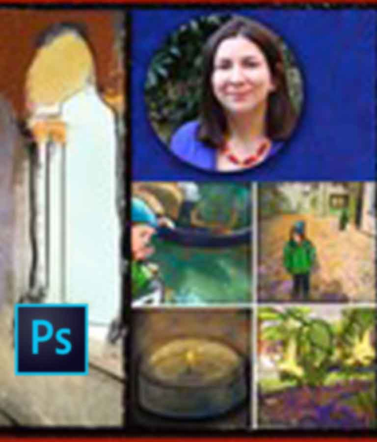 Photoshop Quick & Easy Digital Painting Like a Professional