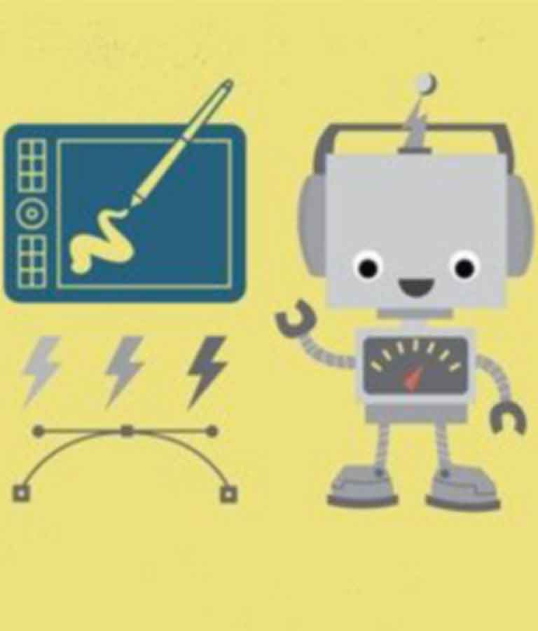 Digital Illustration: Design a Fun Character!