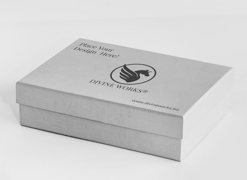 Free Business Card Box Mockup by Divine Works