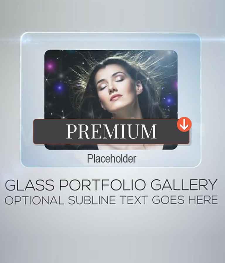 Glass Portfolio Gallery