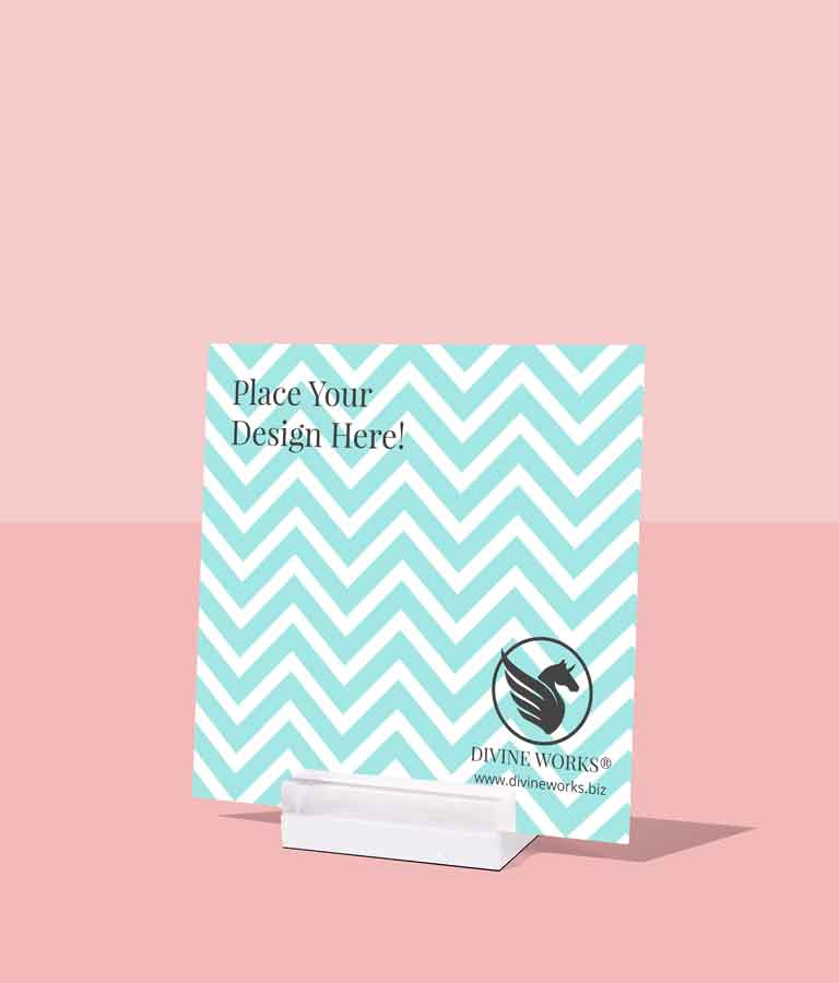 Free Docked Greeting Card Mockup by Divine Works