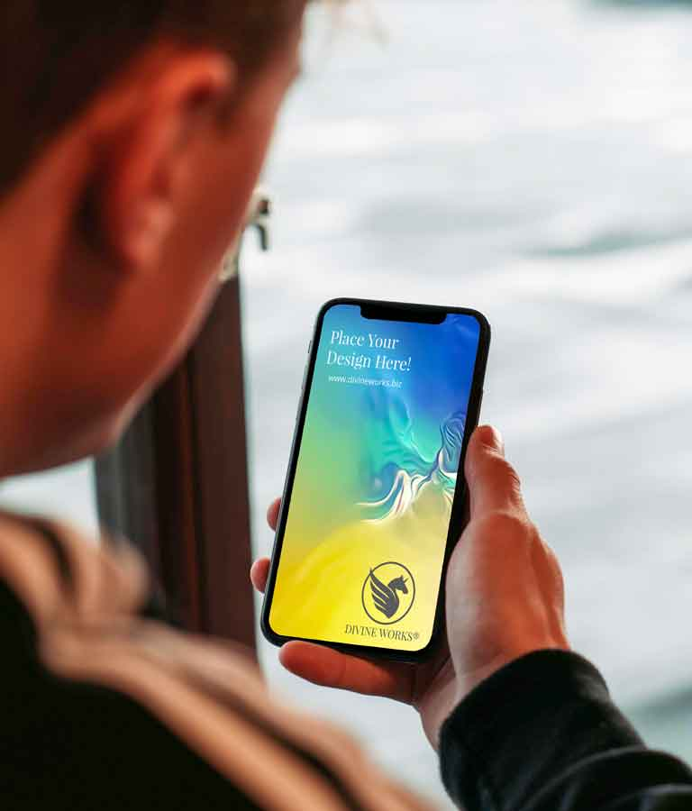 Free iPhone XR Mockup by Divine Works