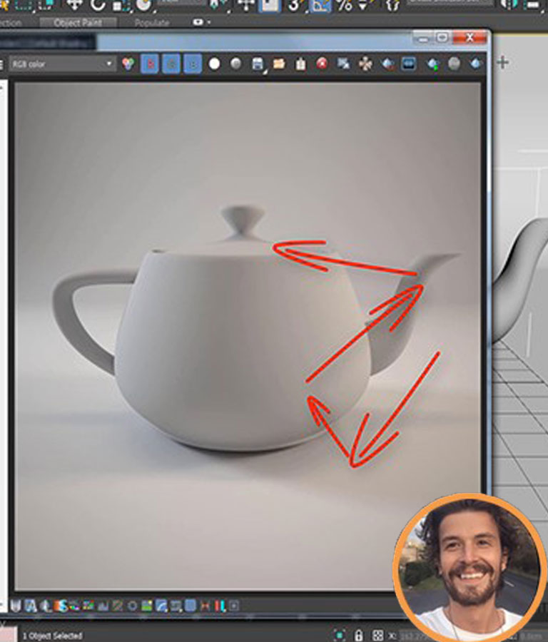 Introduction To Vray in 3ds Max : The Quickest Way