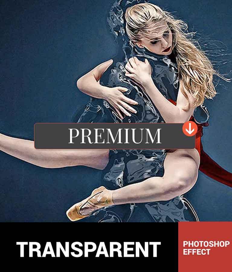 Liquidum Transparent Painting Photoshop