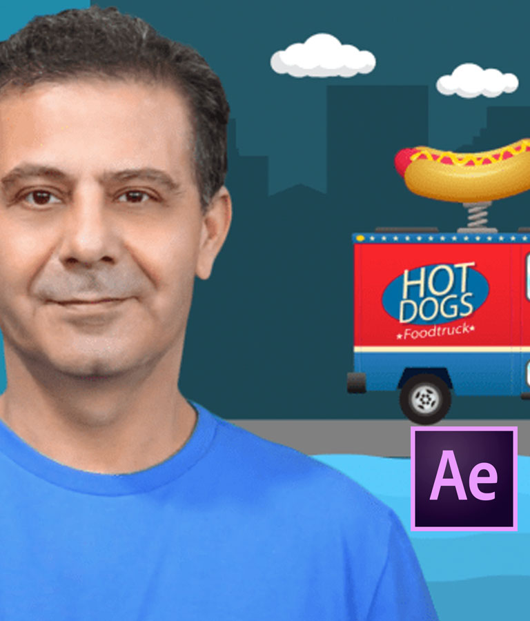After Effects CC 2019 Motion Graphics & Animation Principles