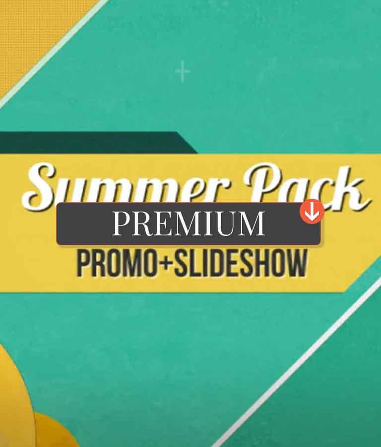 Summer Promo Pack