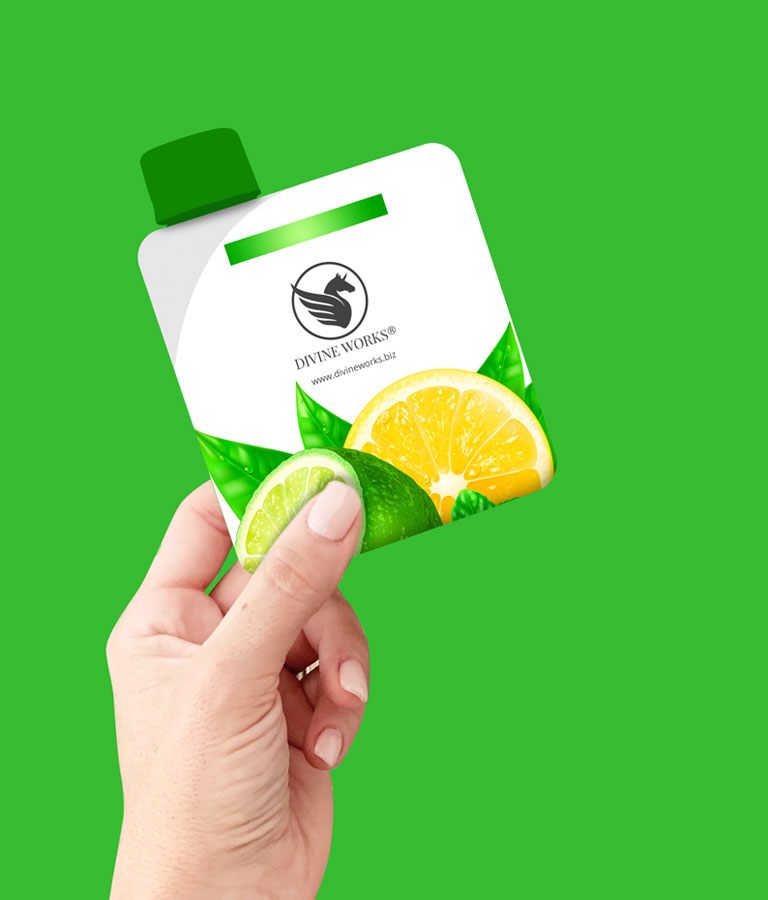 Free Pouch Packaging Mockup by Divine Works
