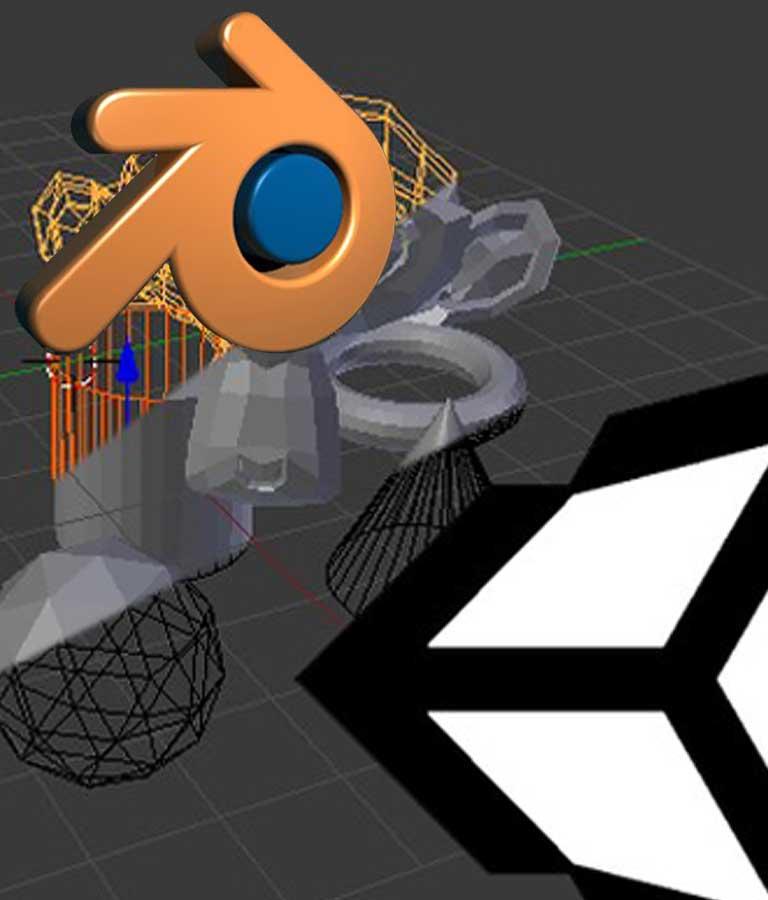 Learn Blender 3D Modeling for Unity Video Game Development