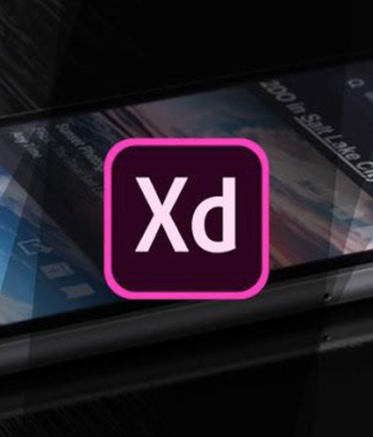 Adobe XD UI/UX Design