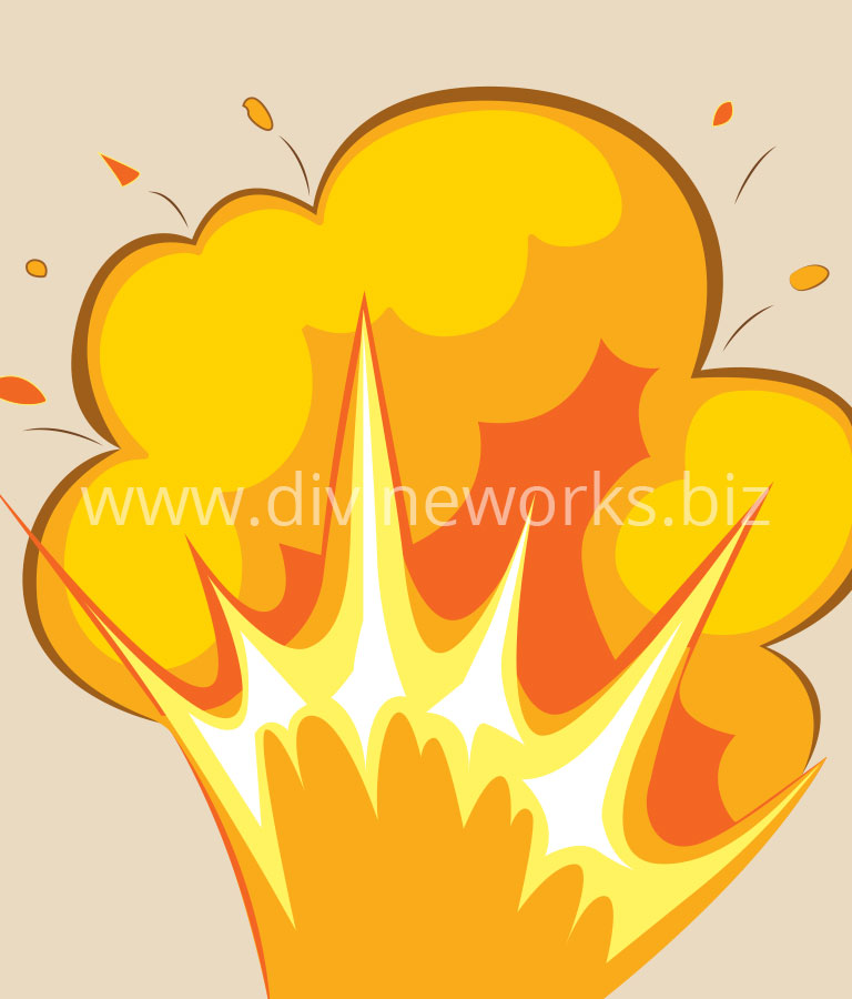 Download Free Blast Icon Vector Art by Divine Works