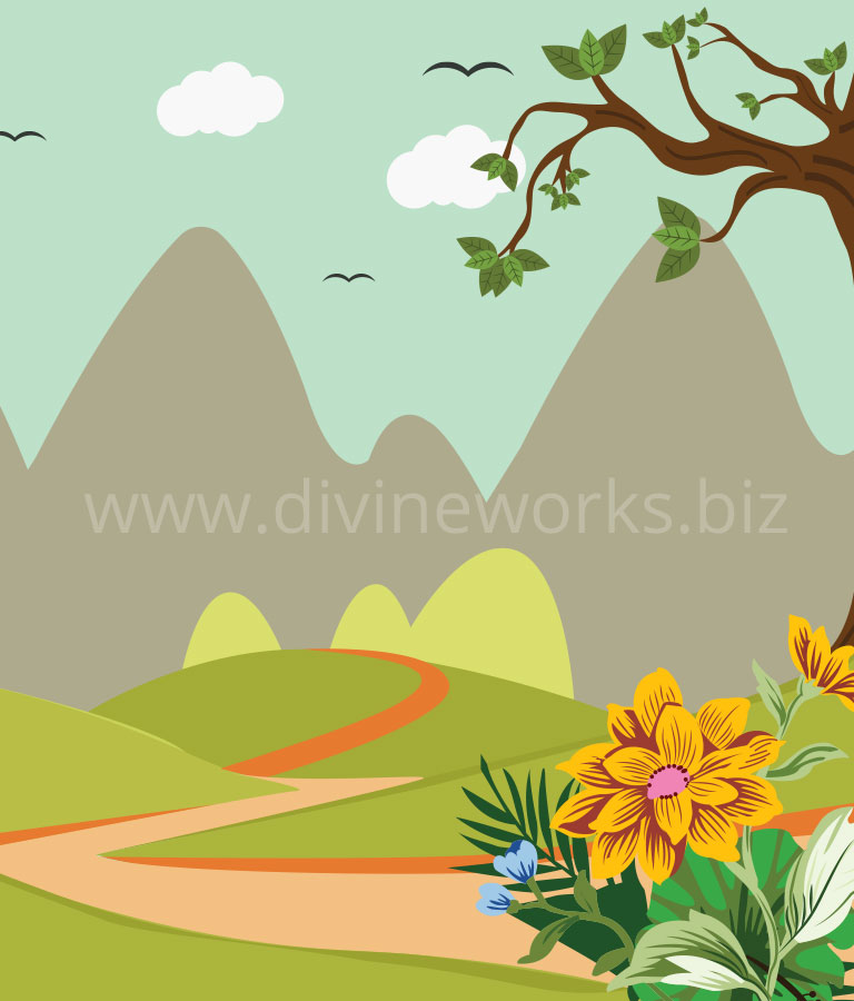 Download Free Jungle Vector Art by Divine Works