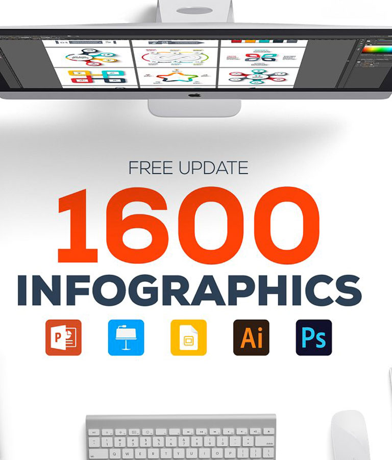 Infographic Templates Bundle