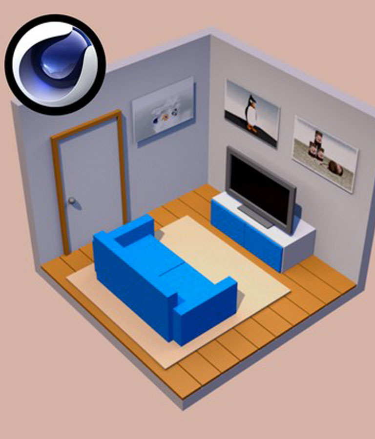 Learn 3D - Create Isometric Motion Graphics in Cinema 4D