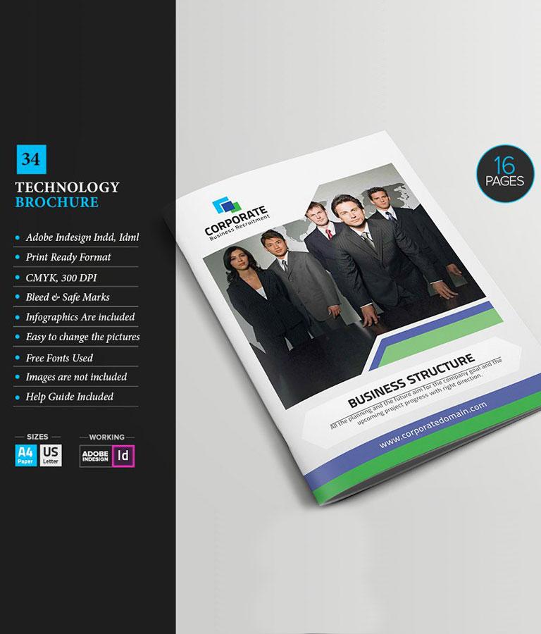 Multipurpose Brochure Template 34