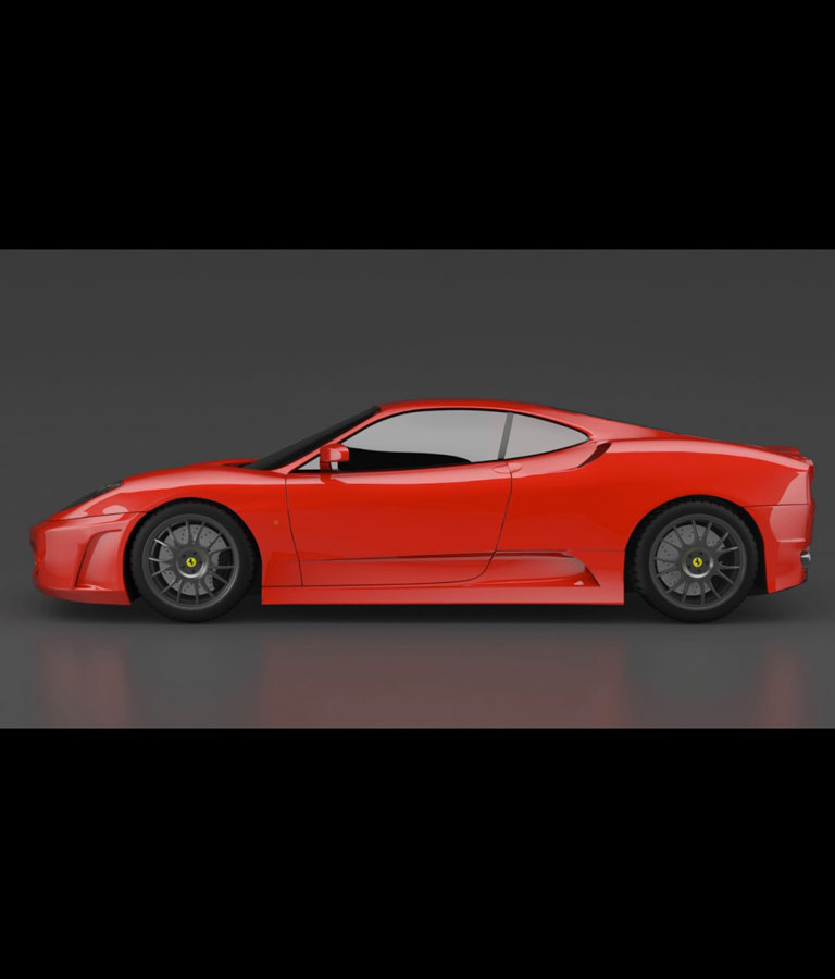 Photorealistic Car Rendering with 3Ds Max and VRay