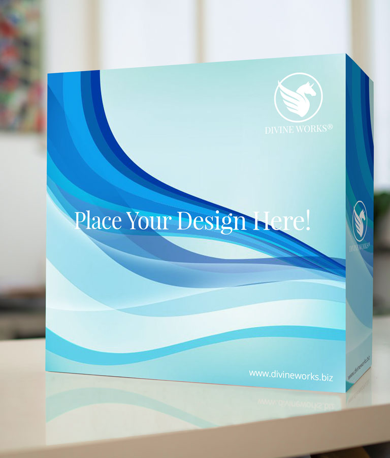 Download Free Product Packaging Box PSD Mockup by Divine Works