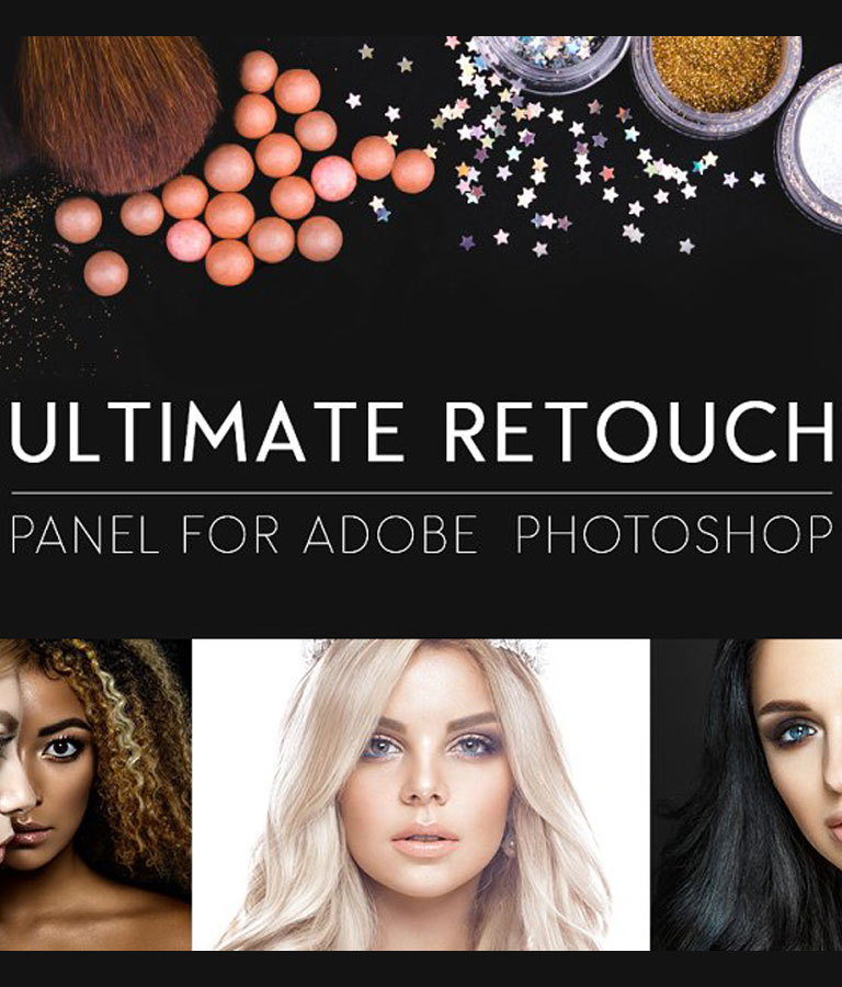 Ultimate Retouch Panel 3.8