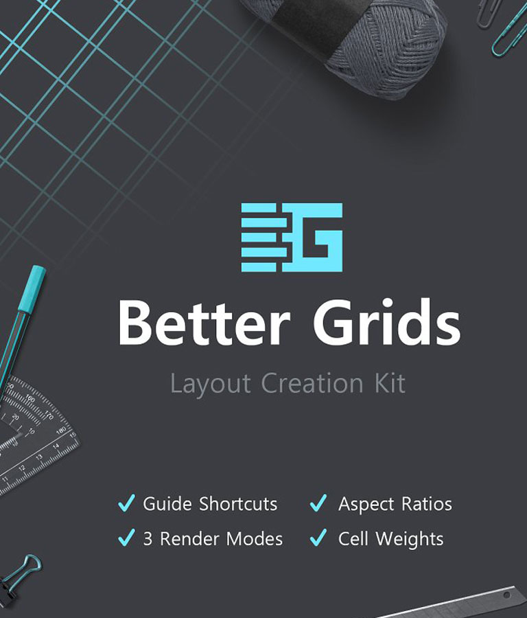 Better Grids Layout Creation Kit