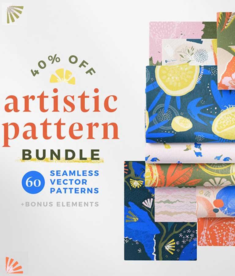 Artistic Pattern Bundle