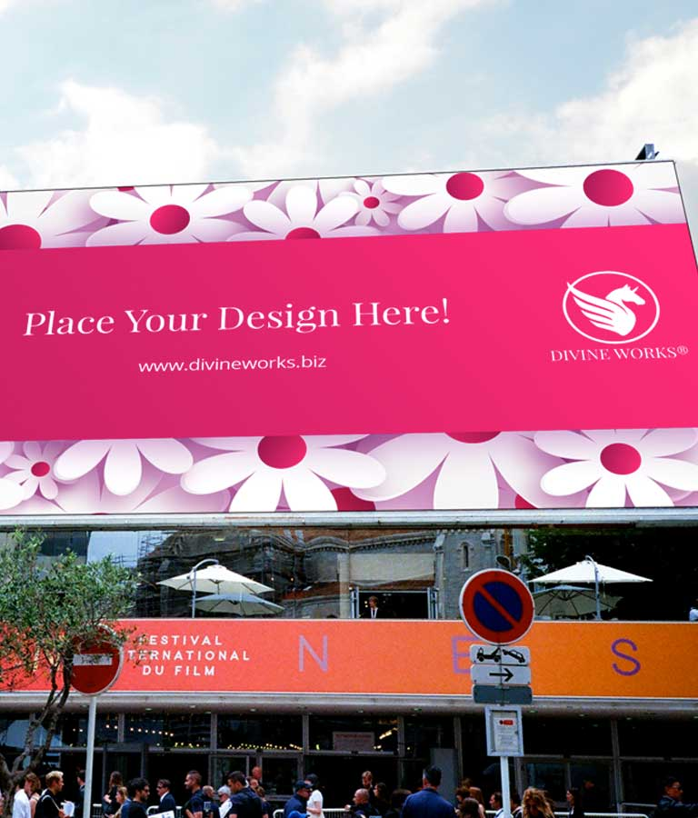 Download Free Billboard Advertisement Mockup by Divine Works